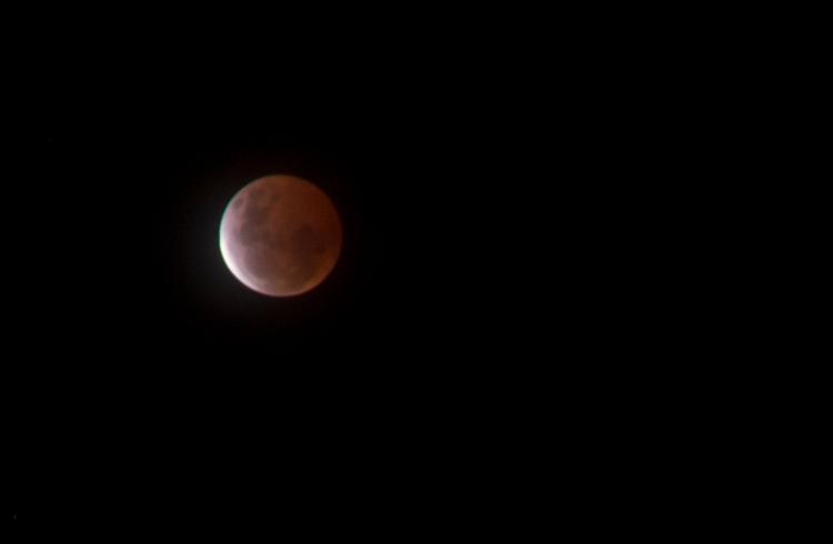 lunar eclips Kintamani