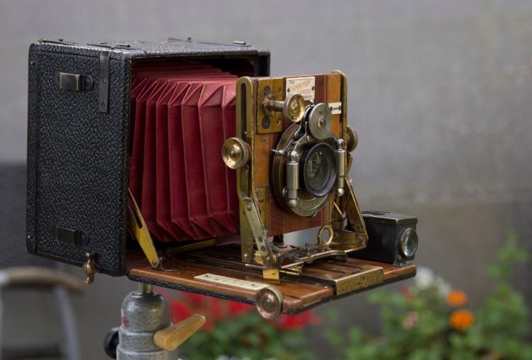 Sanderson camera
